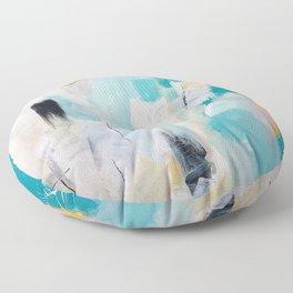 Sea Glow Floor Pillow