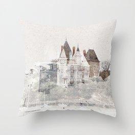 - cast - Throw Pillow