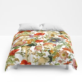 Mushroom Dreams 2 Comforters