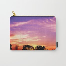 East Texas Sunset Carry-All Pouch