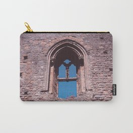Castle Wall England Carry-All Pouch