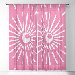 Sunshine / Sunbeam 12 Sheer Curtain