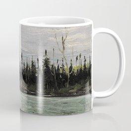 Tom Thomson - Mississagi - 1912 Coffee Mug
