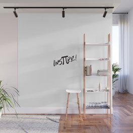 Inspire Pi Day Wall Mural
