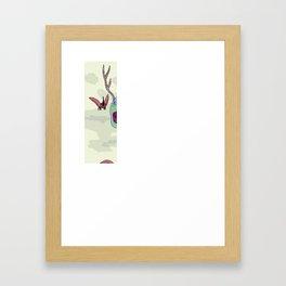 Cervinia Framed Art Print