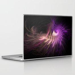 Spiralled Feathers Laptop & iPad Skin