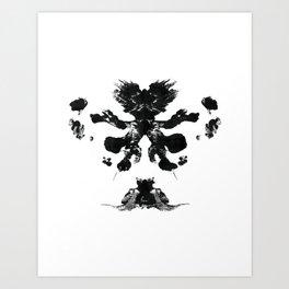 Abstract Ritual Therapy Print Art Print