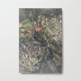 Natural Mosaic 2 Metal Print