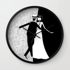 night and day, you are the one Wall Clock