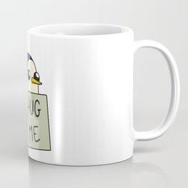 Penguin - Hug Me ! Coffee Mug