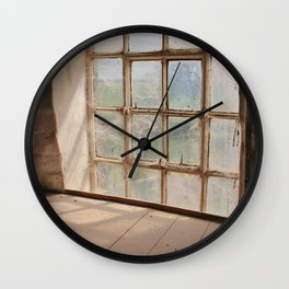 A Millers View Wall Clock