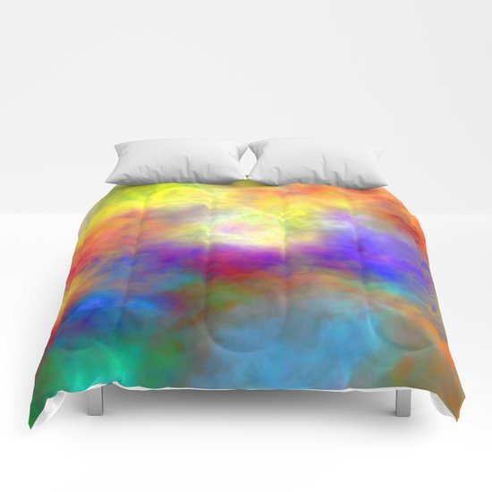 Oh So Colorful Comforters