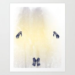 Stigmata Art Print