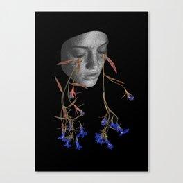 Dacryphilia Canvas Print
