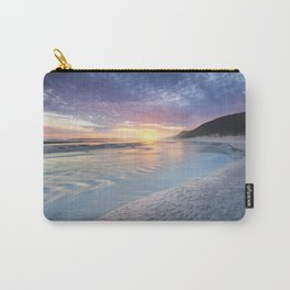 Curving into an Eleven Mile Sunset Carry-All Pouch
