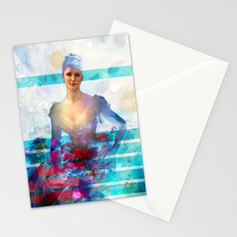 Rose Petal Stationery Cards