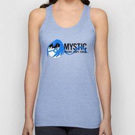 Team Mystic Toronto [1] [black text] Unisex Tank Top