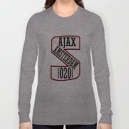 AJAX AMSTERDAM 020 Long Sleeve T-shirt