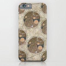Honeybee Pattern iPhone 6s Slim Case