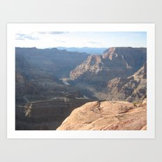 Grand Canyon 02 Art Print