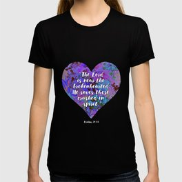 Near the Brokenhearted T-shirt