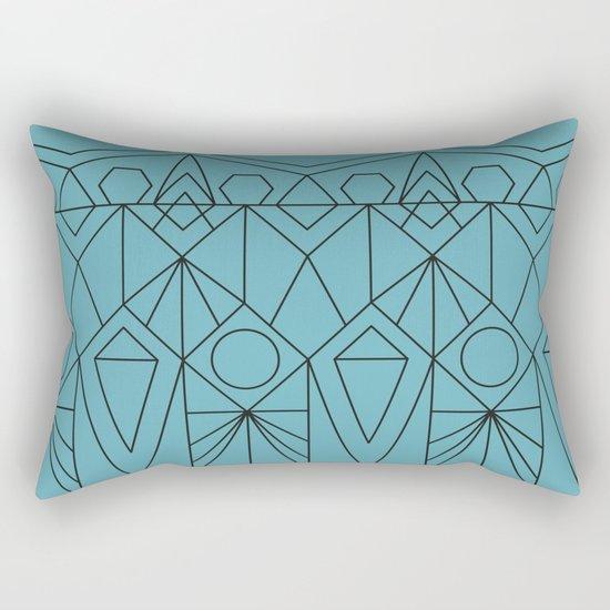 My Favorite Pattern 10 Rectangular Pillow