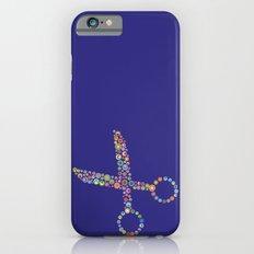 scissors / tijeras iPhone 6s Slim Case