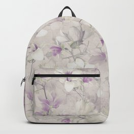 VIOLET MAGNOLIAS Backpack