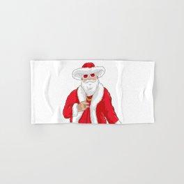Big Pimpin' Santa Hand & Bath Towel