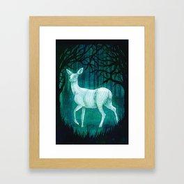 Subtle worlds Framed Art Print
