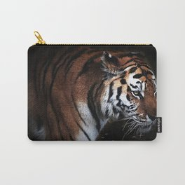 Tiger in search of Carry-All Pouch