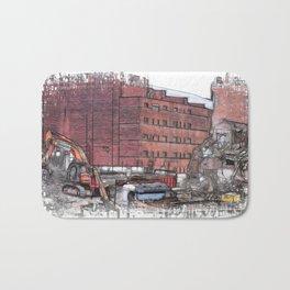 Demolition Bath Mat