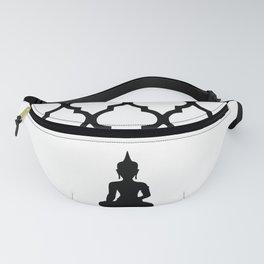 Simple Buddha Fanny Pack