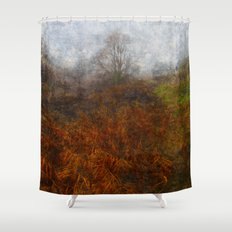 The 'Zone' Shower Curtain