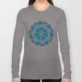 Circle Study No. 312 Long Sleeve T-shirt