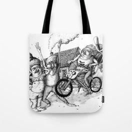 Kid Icarus Tote Bag