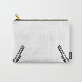 Lock & Load Carry-All Pouch