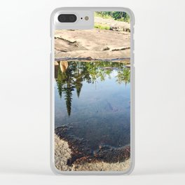 Superior Reflections Clear iPhone Case
