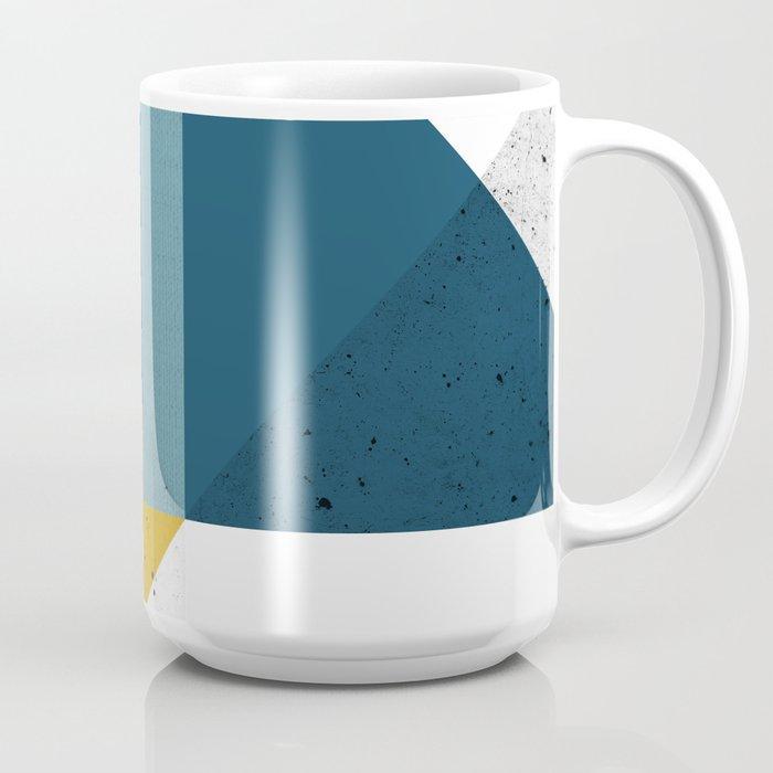 Modern Geometric 19 Coffee Mug