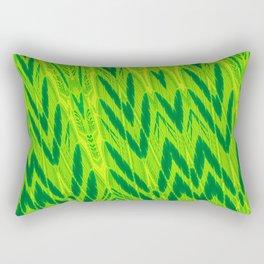 Fractal Texture 4 Rectangular Pillow