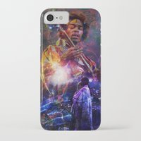 woodstock iPhone & iPod Cases featuring Woodstock Kiss the Sky by ZiggyChristenson