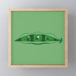 Zompea! Framed Mini Art Print