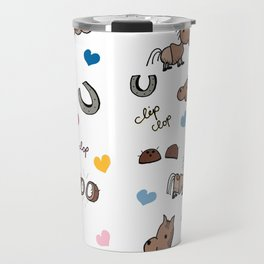 Clip Clop Travel Mug