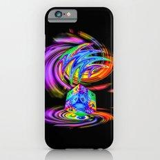 The color spectrum of the rainbow magic iPhone 6 Slim Case
