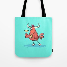 Taurus (Zodiac set) Tote Bag