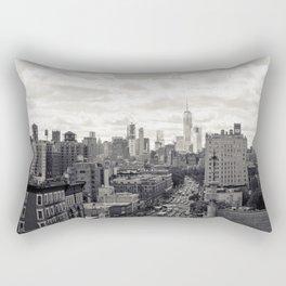 6th Avenue Rectangular Pillow
