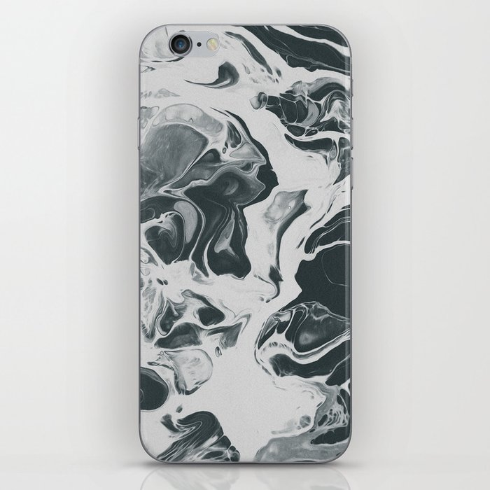 MESS IS MINE iPhone Skin