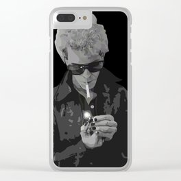 Wild Side Clear iPhone Case