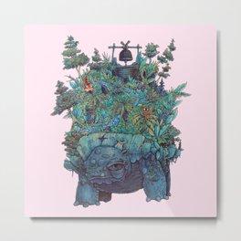 Living Jungle Metal Print