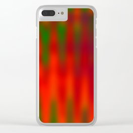 Wavelength Clear iPhone Case